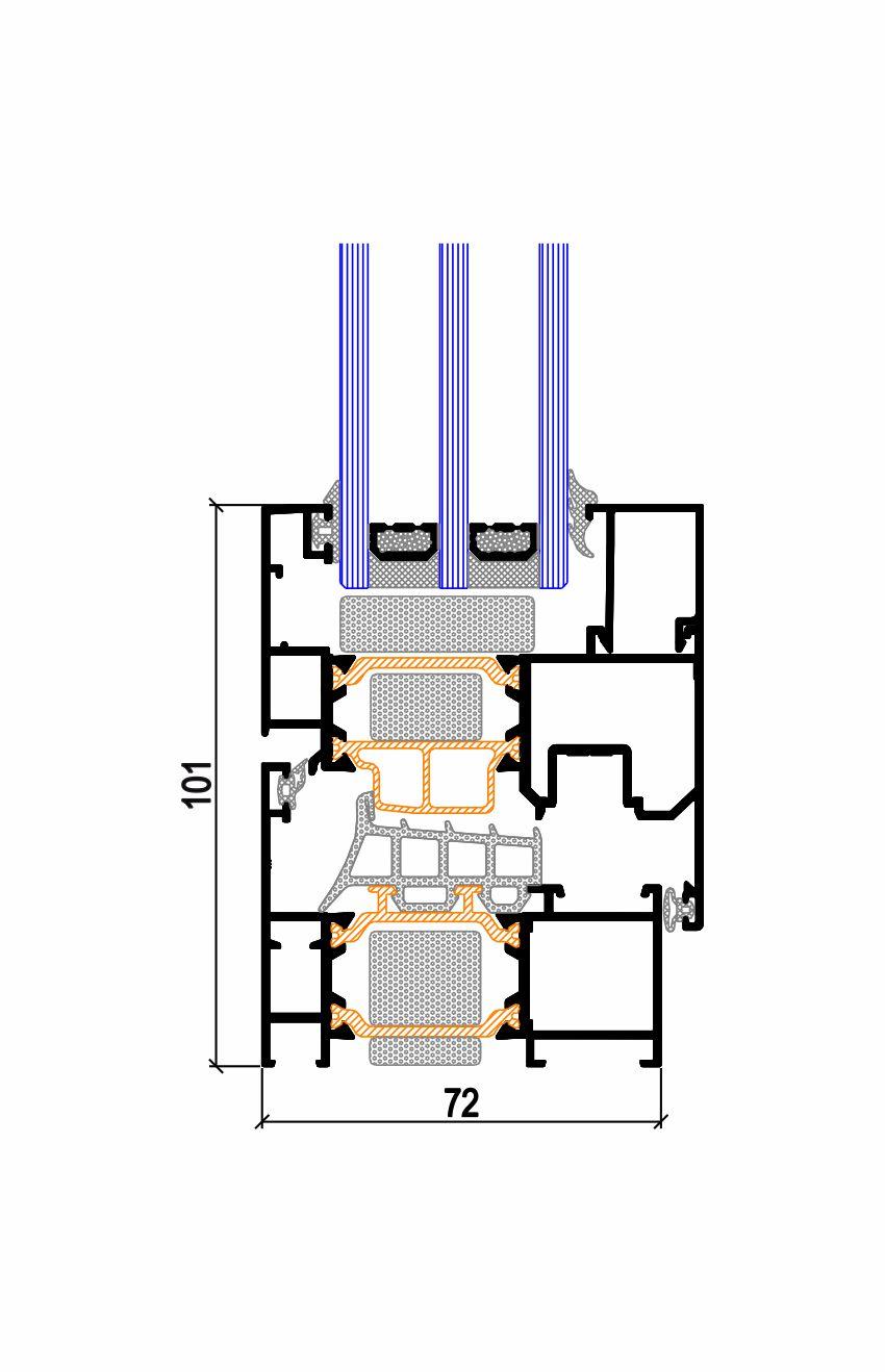 Praticable A72.RPT Simer