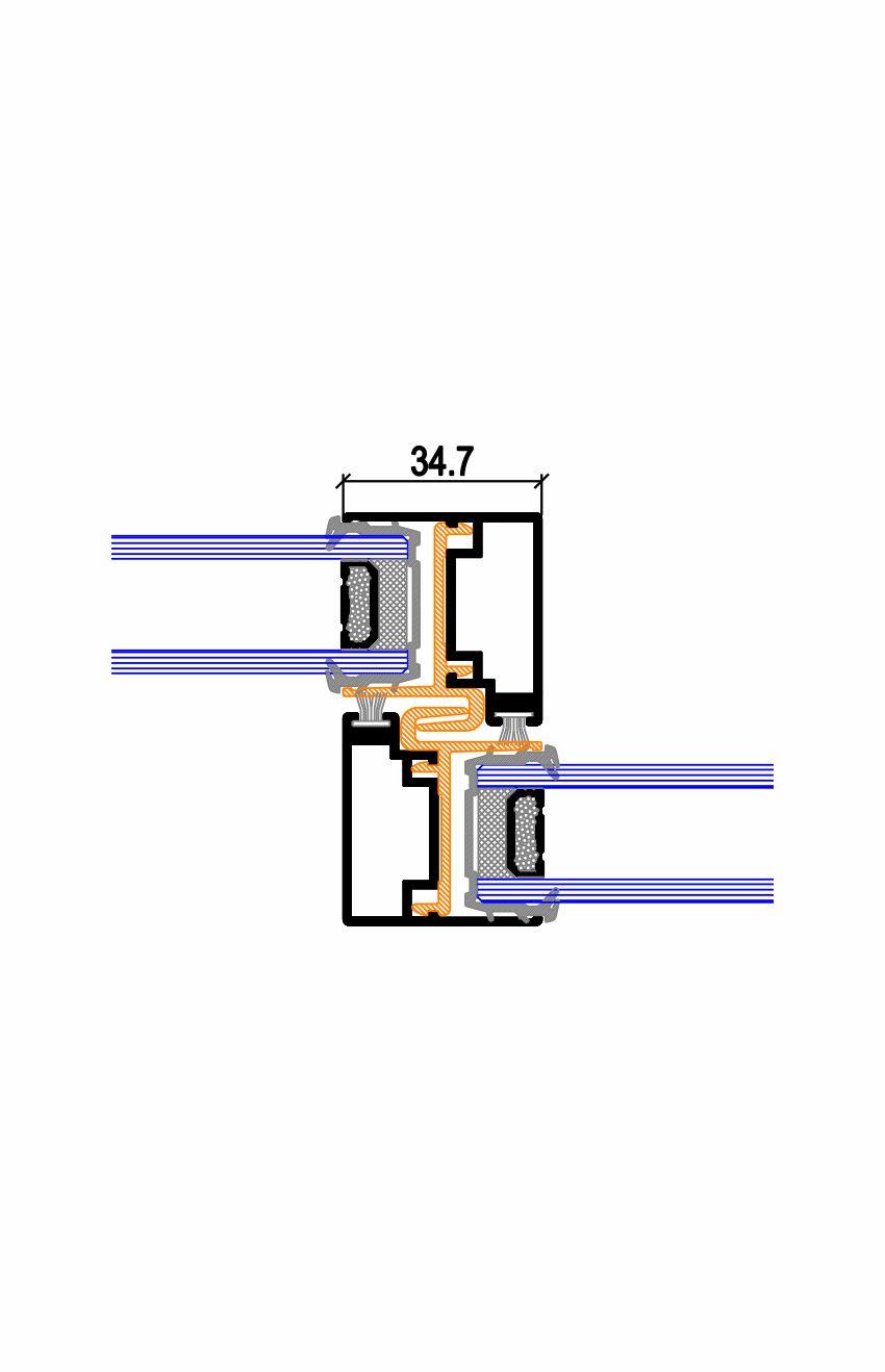 Nudo central reducido C.29 TP RPT (50-61) Simer