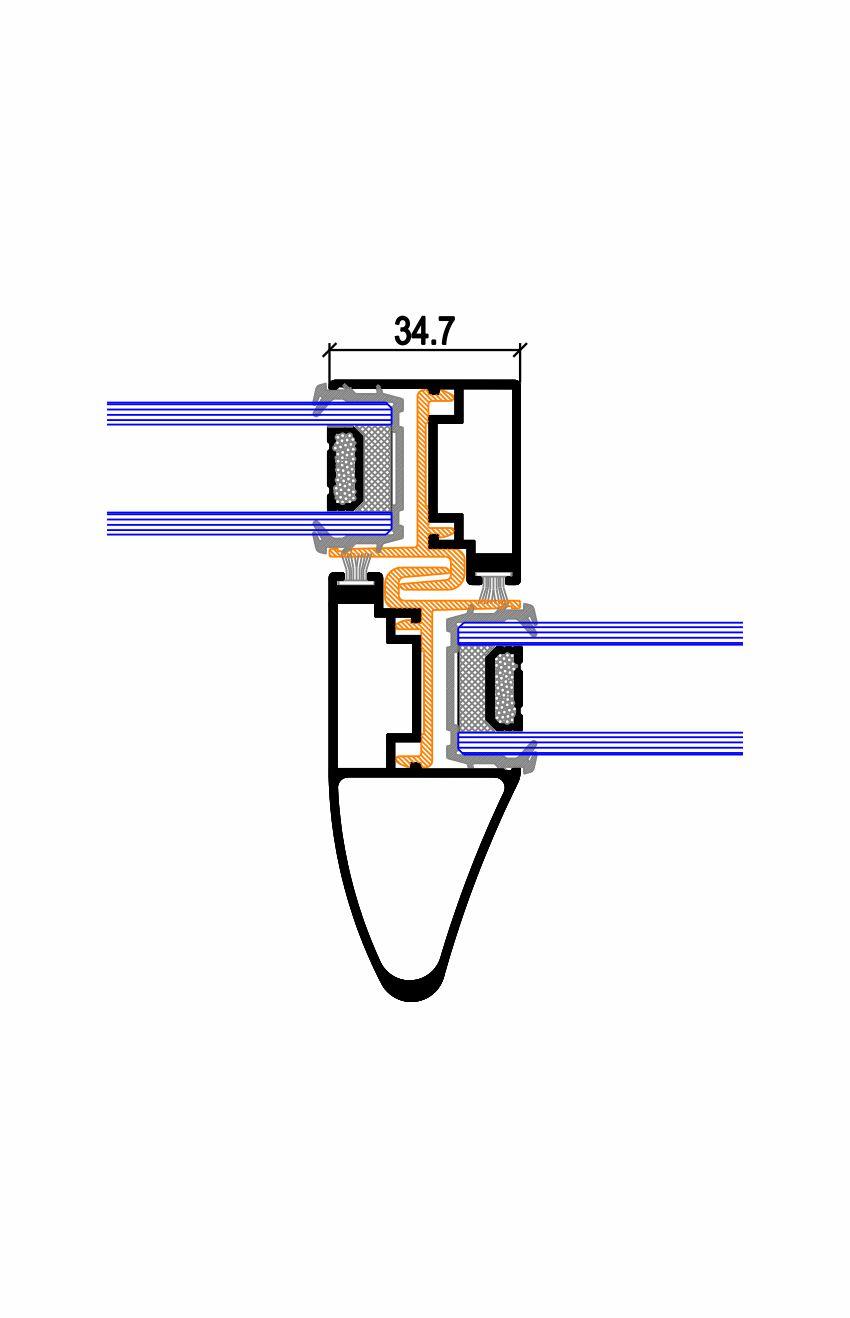 Nudo central reforzado C.29 TP RPT (50-61) Simer